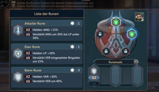 Runenübersicht – Welche Runen gibt es in Mobile Royale?