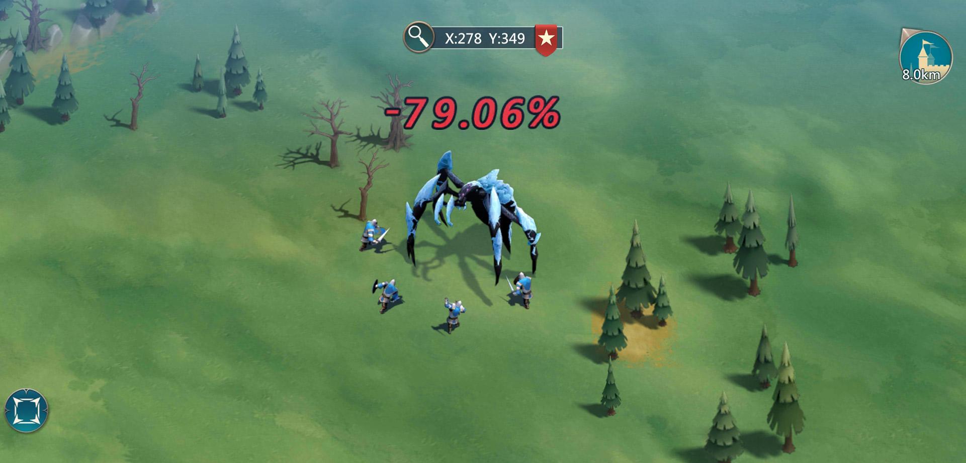 Monsterkampf Mobile Royale
